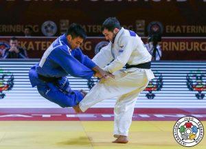 Ekatinburg, Judo Grand Slam