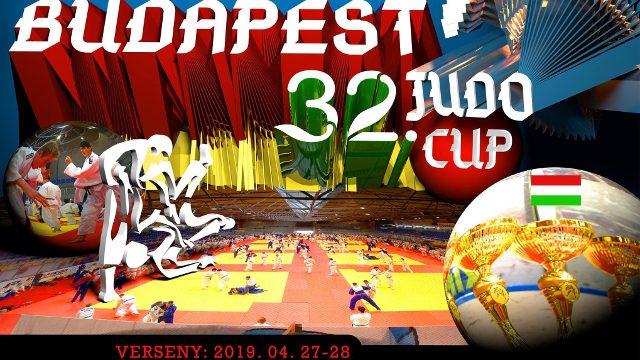 Budapest Judo Kupa, 2019