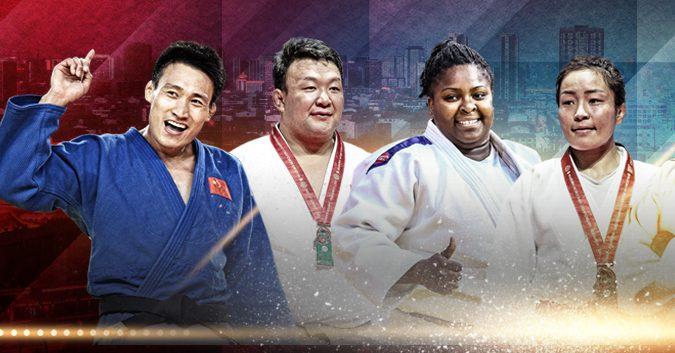 Hohhot Judo Grand Prix 2019.