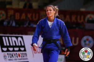 Karakas Hedvig, Judo Grand Prix Baku