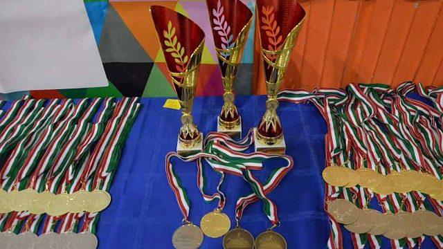 Judo Diákolimpia 2019