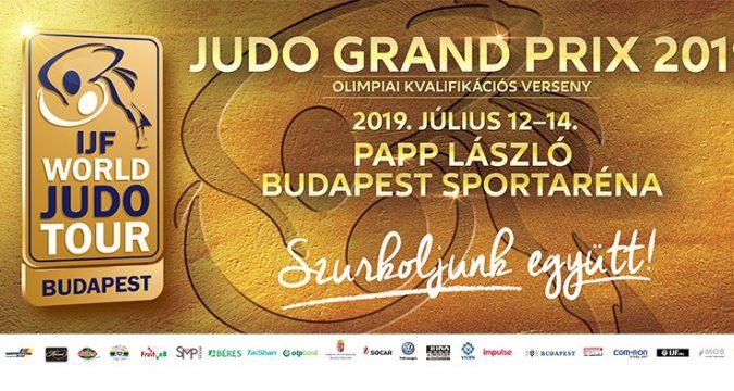 Judo Grand Prix Budapest 2019