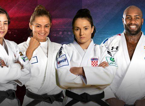 Judo GP Zágráb 2019