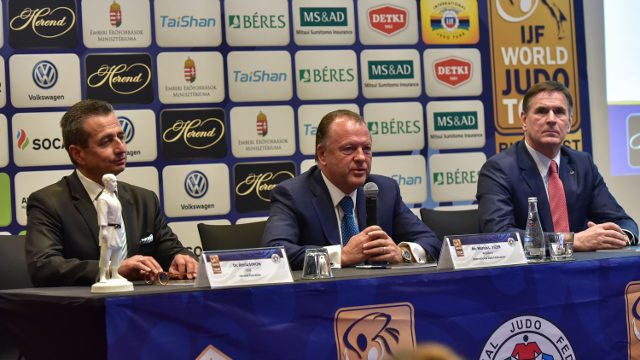 judo világbajnokság, Budapest 2022.