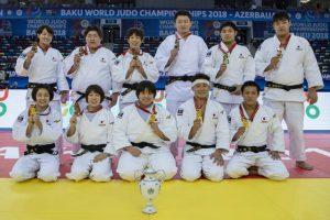 Japan Judo Team