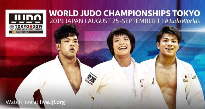 Judo VB, Tokió 2019
